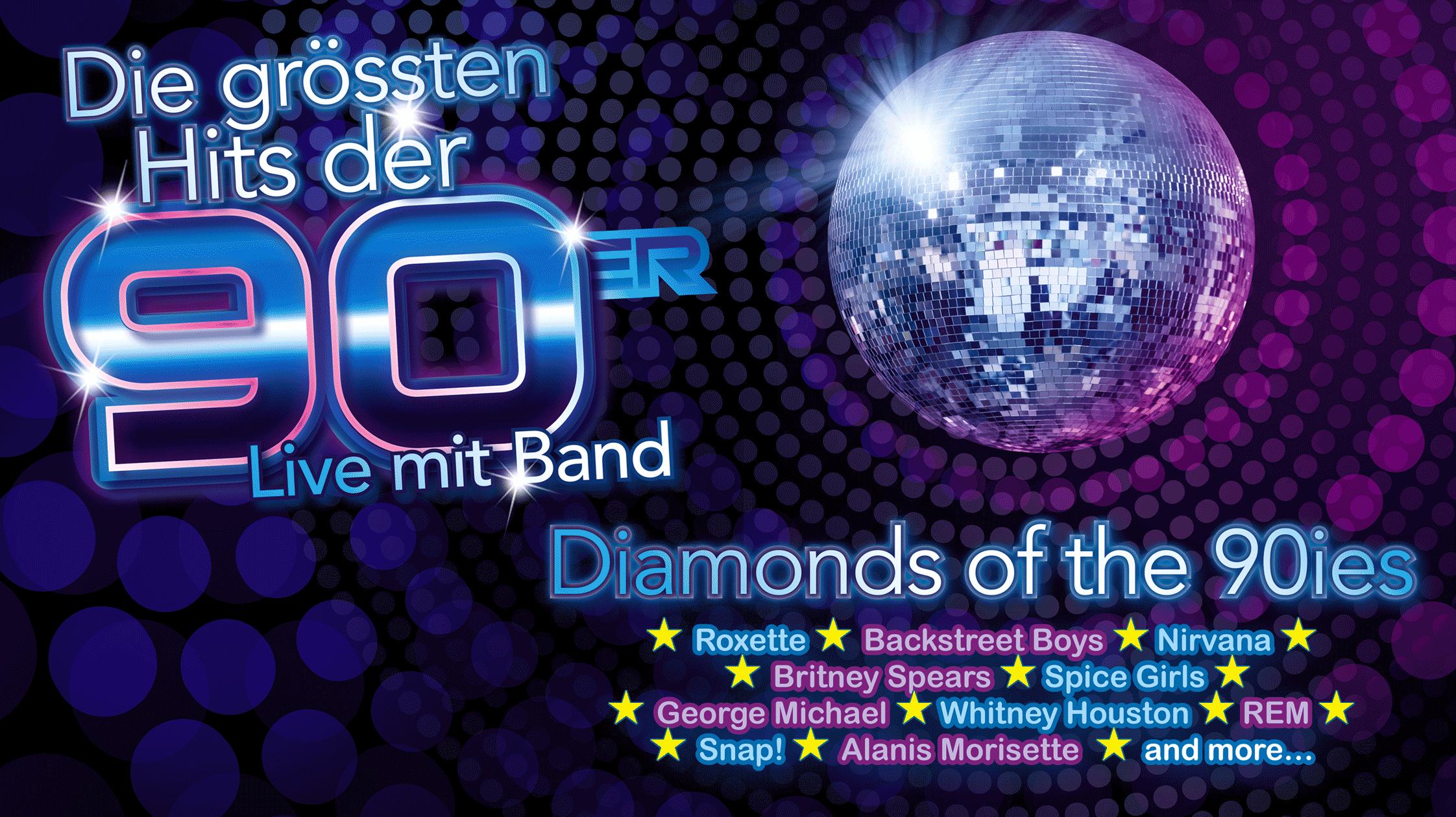 Diamonds of the 90ies