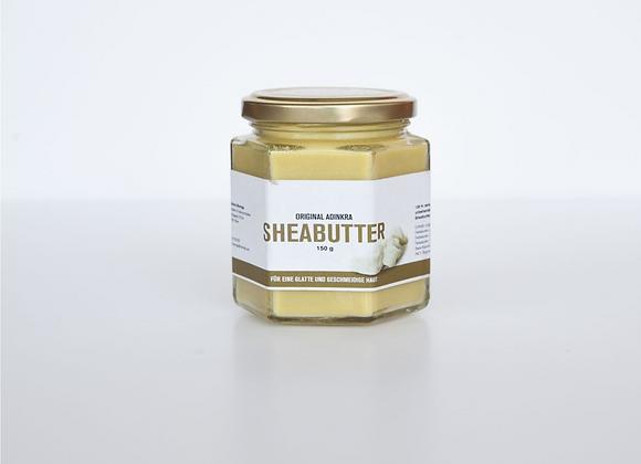 Sheabutter 150g gelb