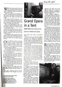 La Traviata, 1998