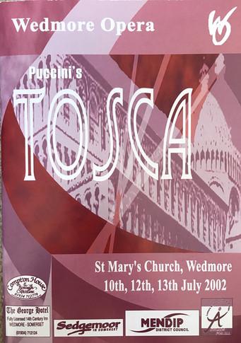 Tosca, 2002