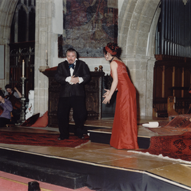 Tosca, 2002 - Michael Fitchew & Marie Vassiliou
