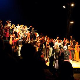 Carmen, 2015 - Chorus