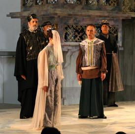 The Pearl Fishers, 2004 - Les Skidmore, Marie Vassiliou, Tom McVeigh & Michael Hart-Davies