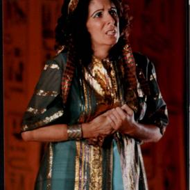 Aida, 1996 - Maggie Small