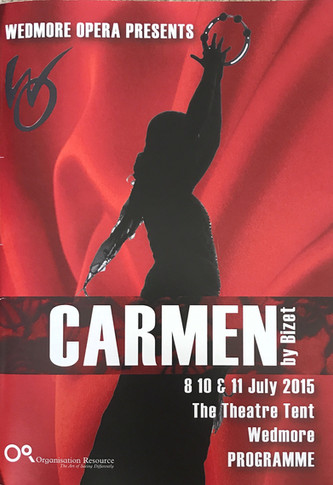 Carmen, 2015