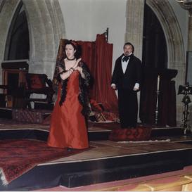 Tosca, 2002 - Marie Vasilliou & Michael Fitchew