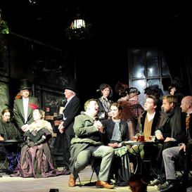 La Boheme, 2008 - The Bohemians & Chorus