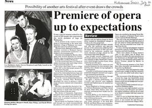 Jago Premiere - Mid Somerset Series