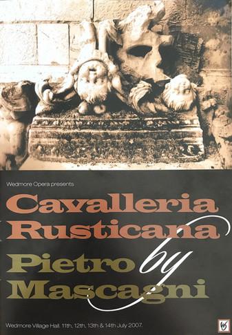 Cavalleria Rusticana, 2007