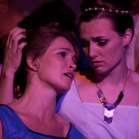 Dido & Aeneas, 2014 - Bethia Hourigan & Gemma Hildred