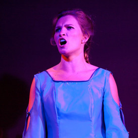 Dido & Aeneas, 2014 - Bethia Hourigan