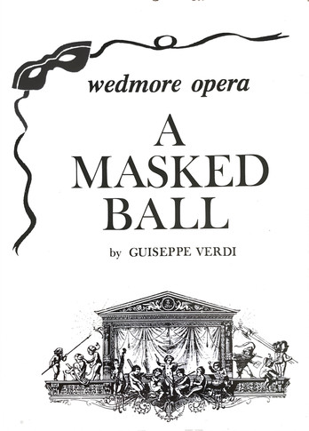 A Masked Ball, 1991