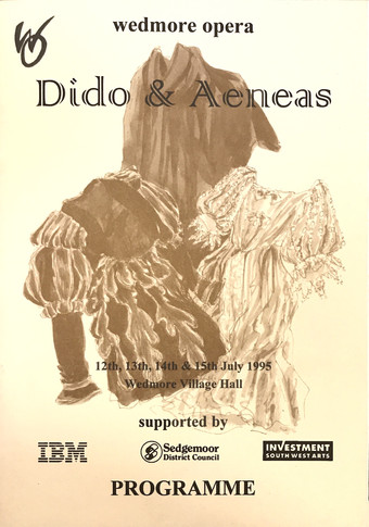 Dido & Aenaes, 1995
