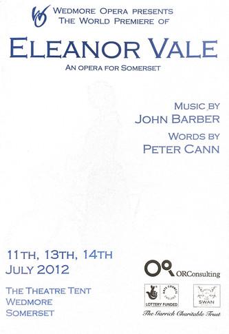 Eleanor Vale, 2012