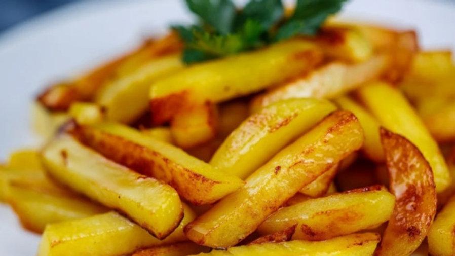 Картофель жареный  1/150г