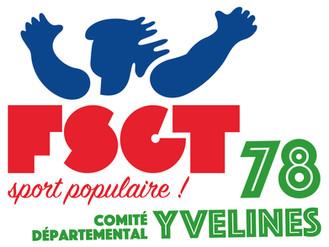 Affiliations et licences FSGT 78 spécial dirigeants