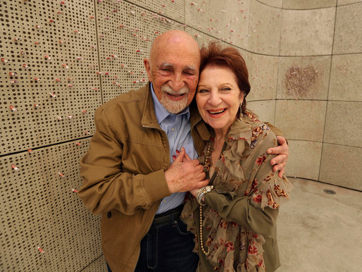 Friends who survived the Holocaust meet again 76 years later