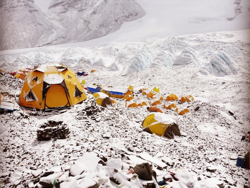 Mountain climber removes over 8 tonnes of waste from Mount Everest