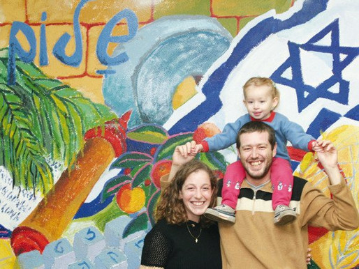 The Jewish Community of Oporto helps children and the elderly in Israel