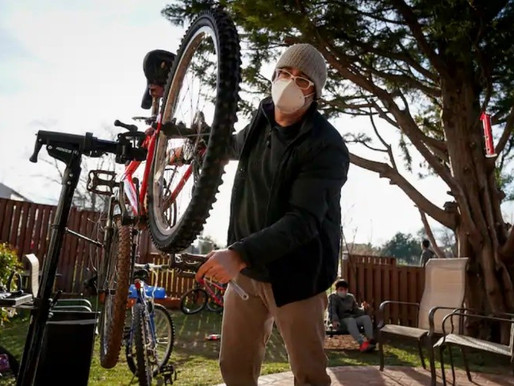 Pastor whose bike was stolen offers free repairs