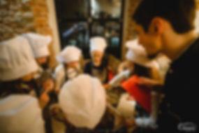 Детский День Рождения - Кулинарная студия Cream