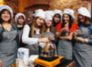 Взрослый День Рождения - Кулинарная студия Cream