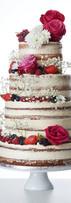 naked cake table dazur