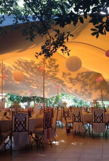 table d'Azur mariage