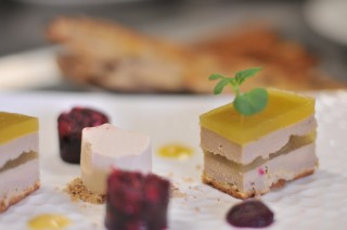 un foie gras