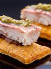 Cracker's rouget pesto_
