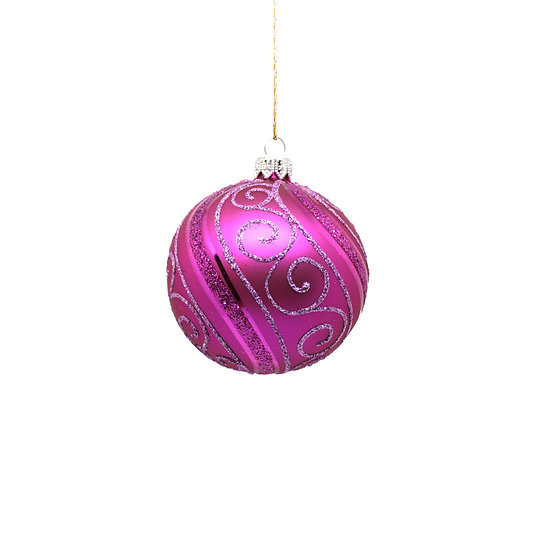 Sfera Fucsia Swing/ Pink Sphere Swing
