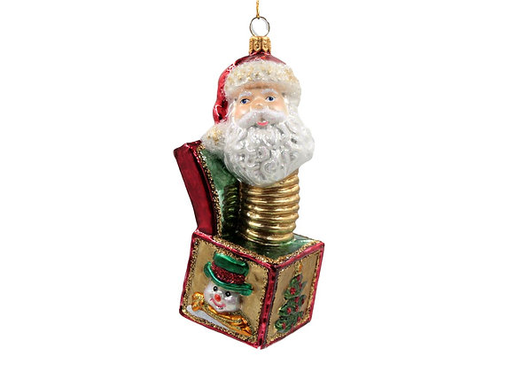 Babbo box sorpresa / Surprise box Santa