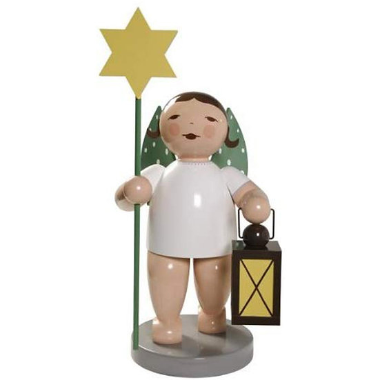 Angelo con lanterna / Angel with lantern