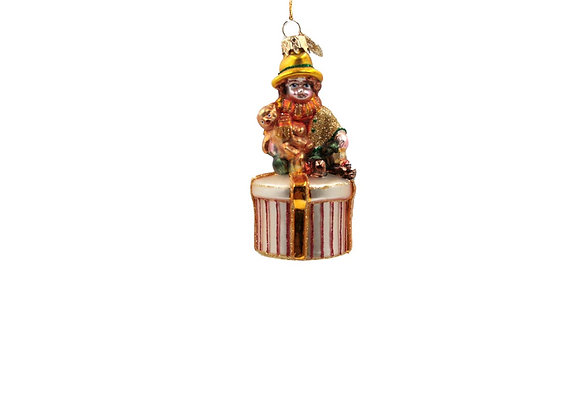 Elfo su regalo / Elf on gift