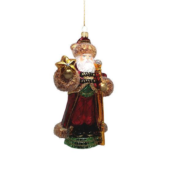 Babbo con stella / Santa with Star