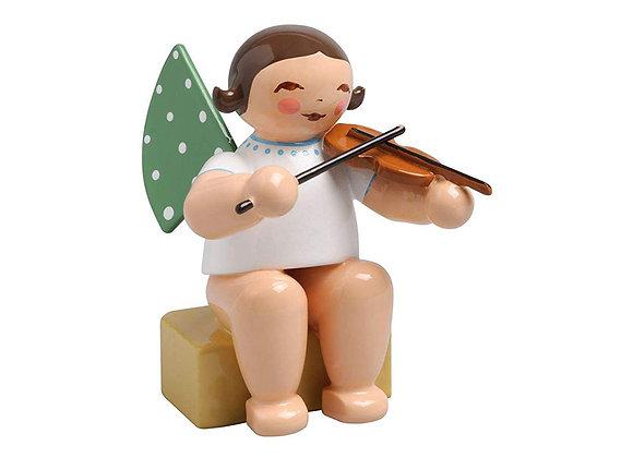 Angelo con violino / Angel with violin