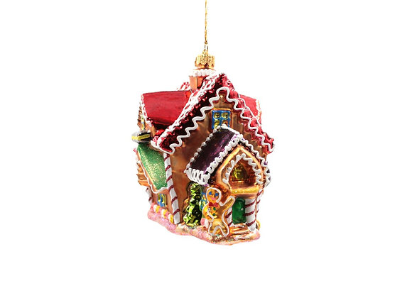 Casa omino pan di zenzero / Gingerbread House