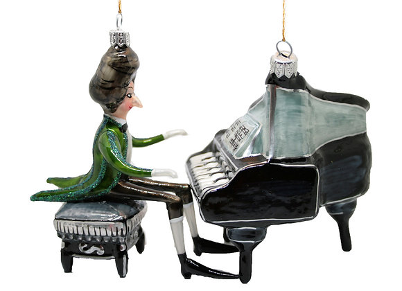 Pianista / Piano man