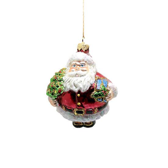 Babbo palla / Chunky Santa