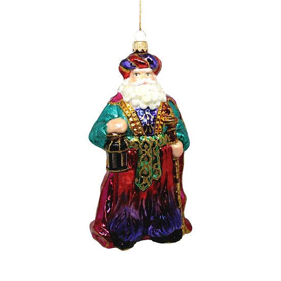 Babbo orientale / Oriental Santa