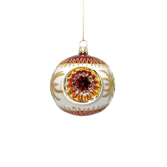 Sfera tre reflector / Sphere with 3 reflector