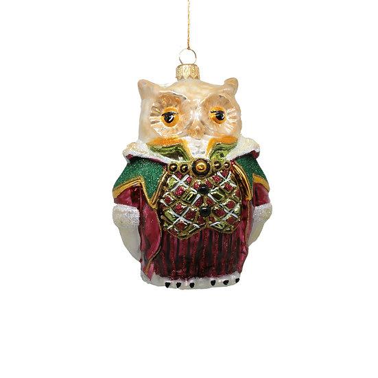 Gufo saggio / Wise owl