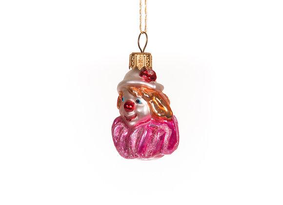 Clown rosa / Pink Clown
