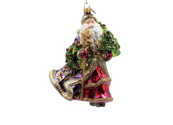 Babbo Natale con alberello / Santa withChristmas tree