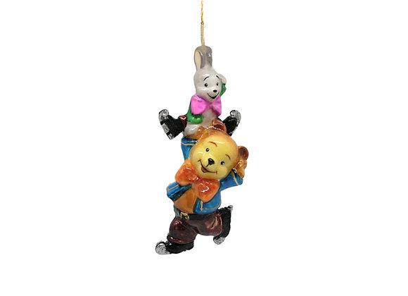 Teddy & Bunny
