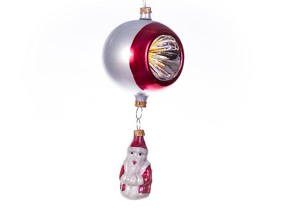 Pendente babbo / Santa pendant