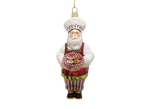 Babbo Natale cuoco / Santa chef