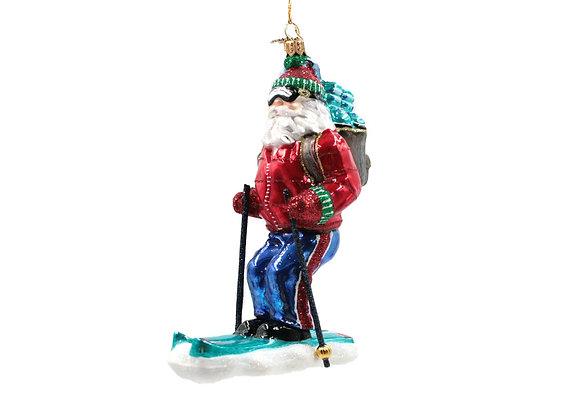 Babbo Natale sciatore / Skiing Santa