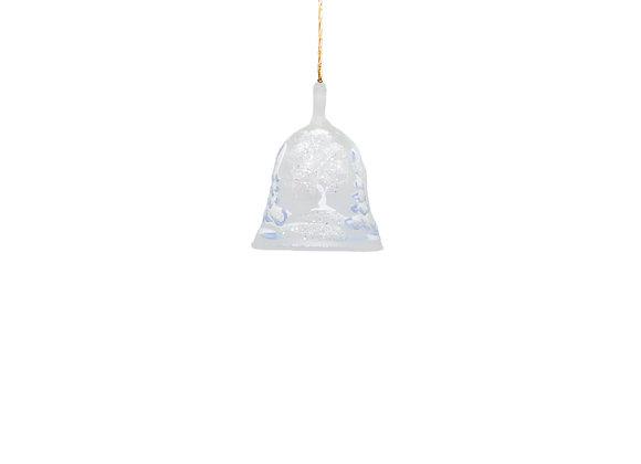 Campana paesaggio bianca / Small white bell