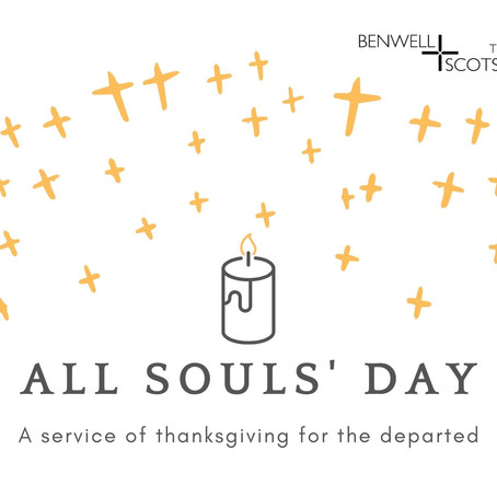 All Souls' - Thanksgiving for the departed - Online